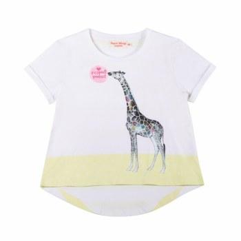 Love Protect Giraffe Tee 6