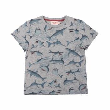 Schoolies Shark Tee 3