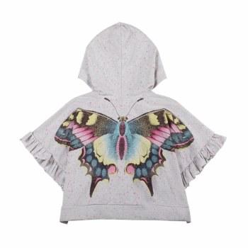Star/Wings Oversize Hoodie 3