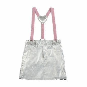 Unicorn Emb Skirt w Braces 7