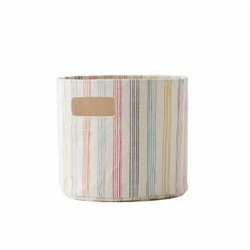 Pehr Rainbow Stripe Storage Pint