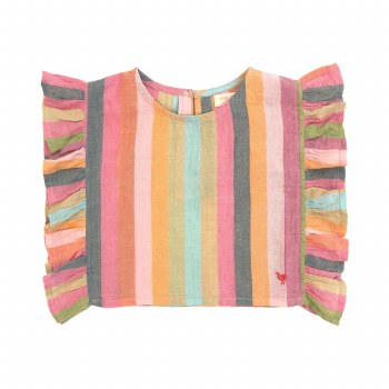 Ingrid Top Multi Stripe 5