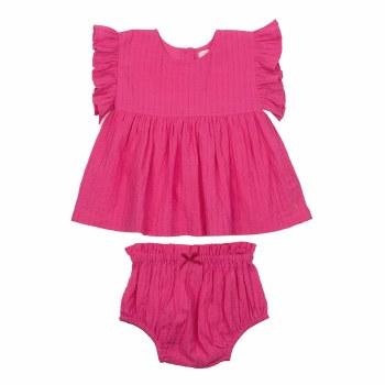 Kit Set Shocking Pink 18-24M