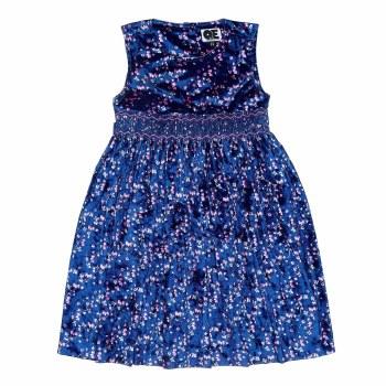 Bonnie Satin Party Dress 2/3Y