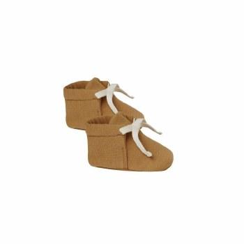 Baby Boots Walnut 0-3M