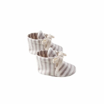 Baby Boots Fog Stripe 3-6M