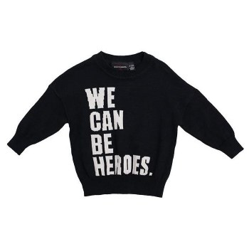 Be Heroes Baby Sweater 0-3M