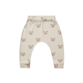 Bears Slouch Pant Stone 0-3M
