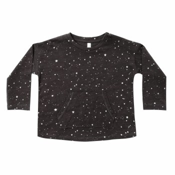 Cosmos LS Pouch Tee 6-12M