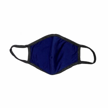 Adult Face Mask Navy