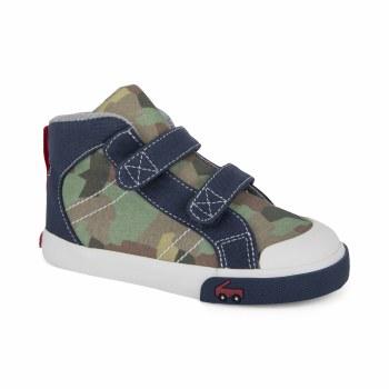 Matty Sneaker Camo 7