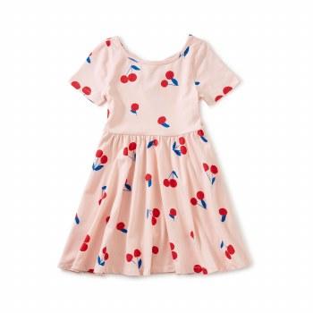 Ballet Skirt SS Dress Ginja 4