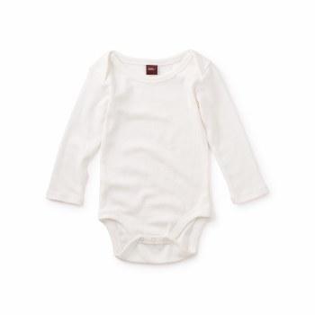 Basically Bodysuit Milk 6-9M