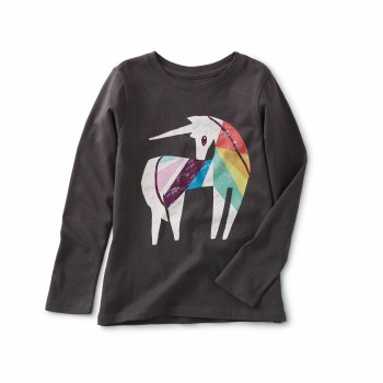Bright Unicorn LS Tee 2