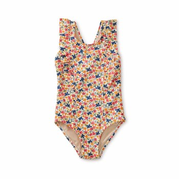 Cyprus Flor Ruffle OnePiece 5