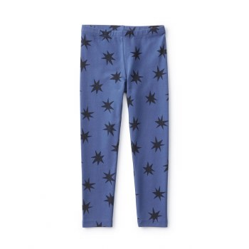 Lucky Star Leg Cobalt 3