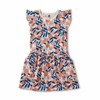 Spring Citrus Pocket Dress 3