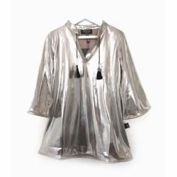 60's Silver Dress 4