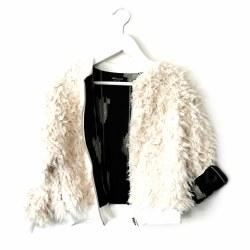 Reversible Sahara Fur Coat 6