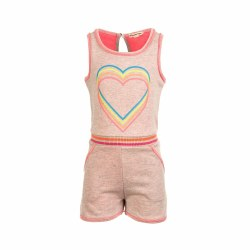 Abby Romper Rainbow Love 5