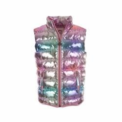Apex Puffer Vest Rainbow 5
