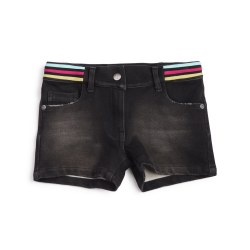 Blake Shorts Black Denim 10