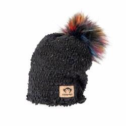 Boucle Pom Hat Black M