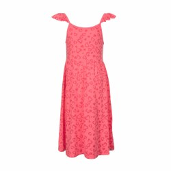 Carrie Dress Neon Pink 7
