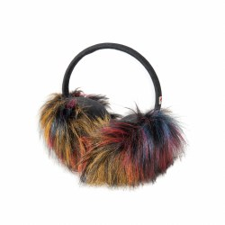 Earmuffs- Black Multi