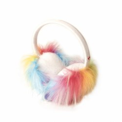 Earmuffs White Multi