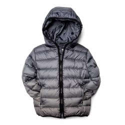 Featherweight Puffer Grey 4