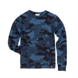 Feature Sweatshirt Nv Camo 4