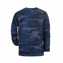 Feature Sweatshirt Nv Camo 8