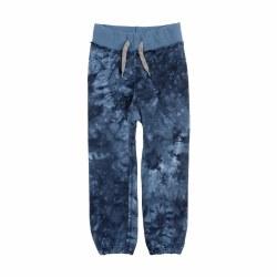 Gym Sweats Navy Tie Dye 2