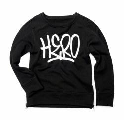 Contra Sweatshirt Blk Hero 2