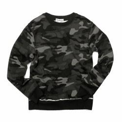 Highland Sweatshirt CrbCamo 3