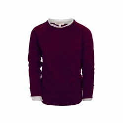 Jackson Sweater Maroon 8