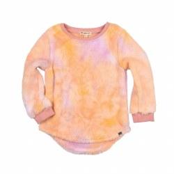 Laurel Top Pink Tie Dye 3