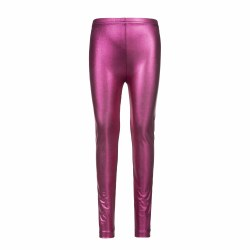 Legging Metallic Fuchsia 3