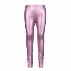 Legging Metallic Pink 3