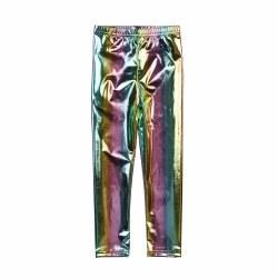 Legging Metallic Rainbow 3