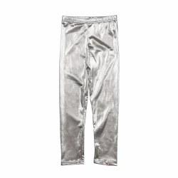 Legging Shiny Silver 3