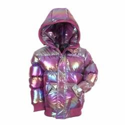 Puffy Coat Code Pink 4