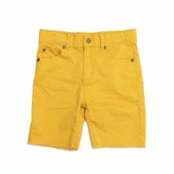 Punk Shorts Mustard 8