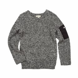 Rogue Sweater Black 3