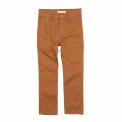 Skinny Twill Pant Pecan 3