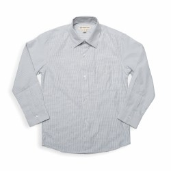 Standard Shirt Micro Windowpane 3