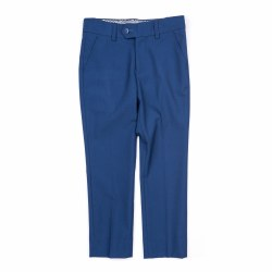 Suit Pants-French Blue 2