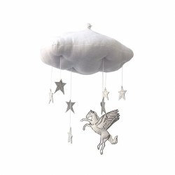 Pegasus Starry Cloud Mobile Silver
