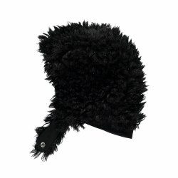 Furry Baby Hat 12-18M